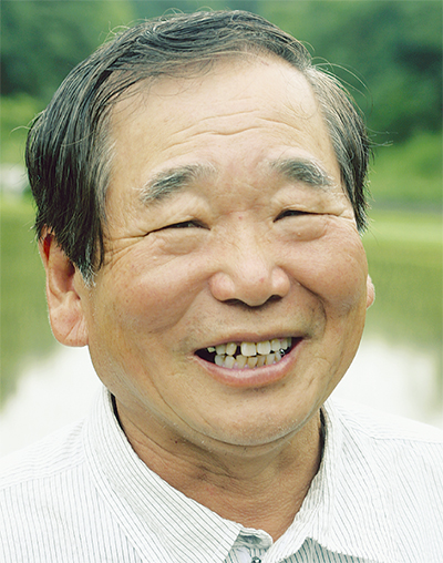 白井 靖男さん