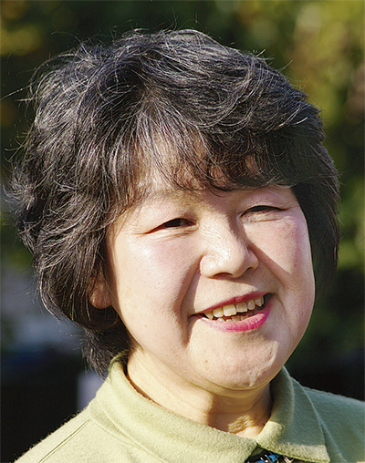 田村 洋子さん