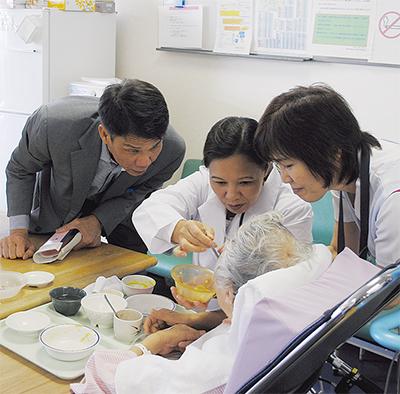 ベトナム人医師が研修