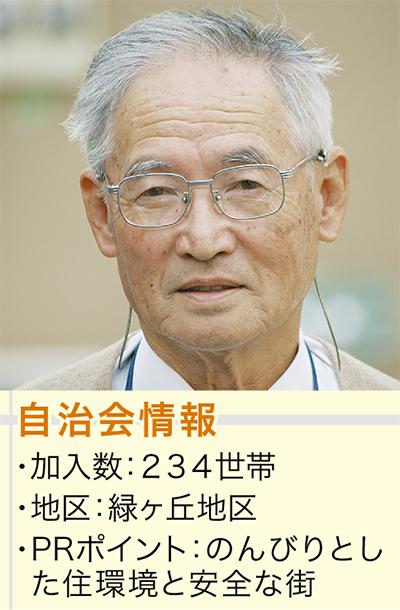 笹山 惠一郎会長