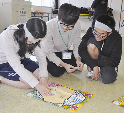 日韓の青少年が絆強める