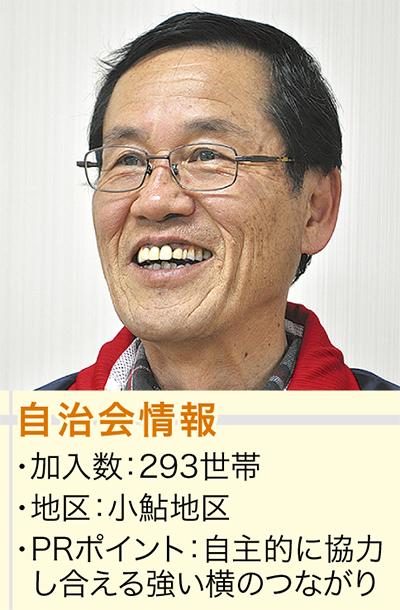 三浦 安夫会長