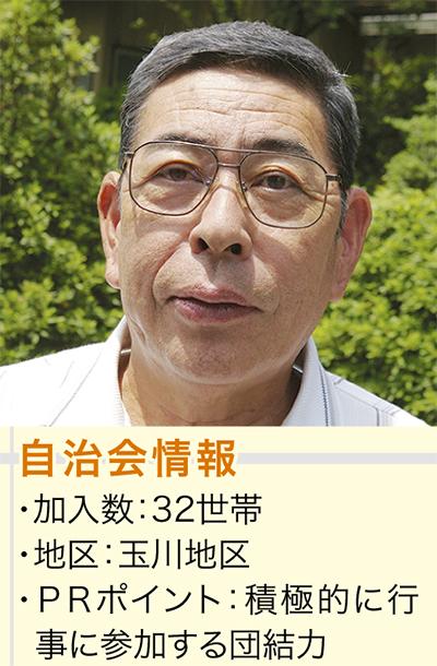 中村 孝明会長