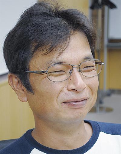 早坂 善弘さん