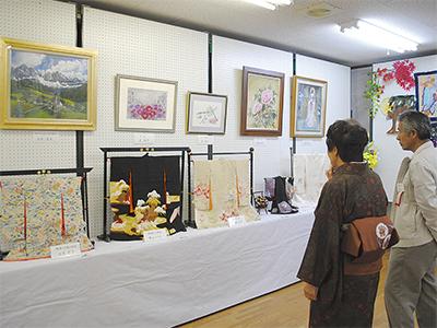 40周年記念し文化祭