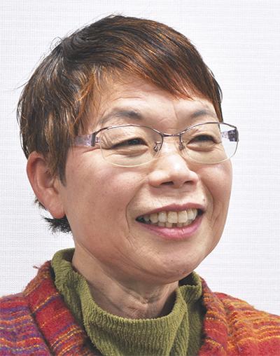 岩井 富喜子さん
