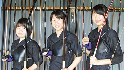 3人揃って初関東