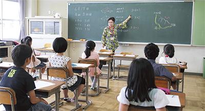 学び助ける「補習授業」