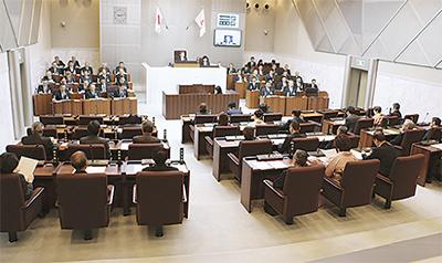 「議会の最高規範」を制定