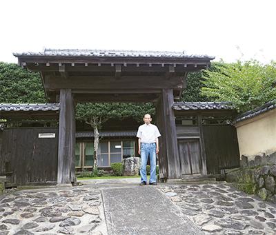 飯山の小島家住宅 国有形文化財登録へ