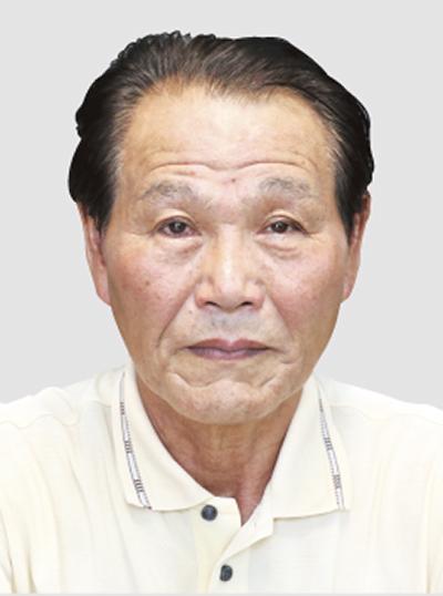 新会長に安斎勝幸氏