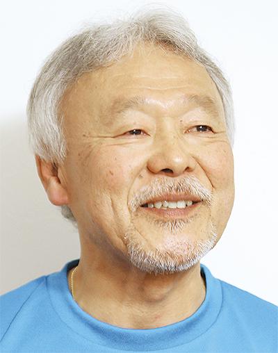 吉冨 彰さん