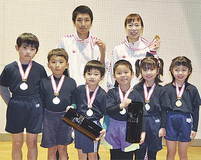 8人が県優勝