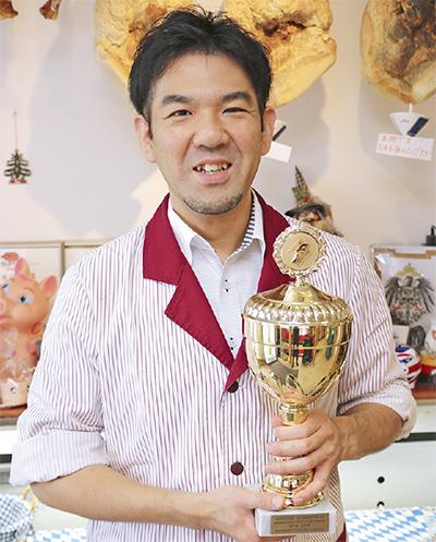 国際大会で金メダル獲得