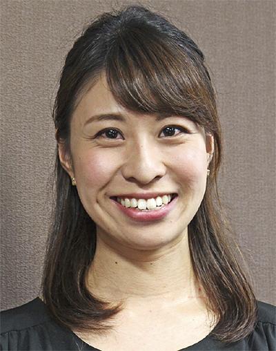 浦壁 侑子さん