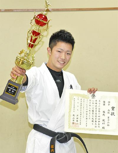 日本一破り県初優勝