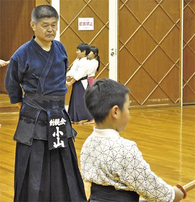 日本の伝統武道に親しんで