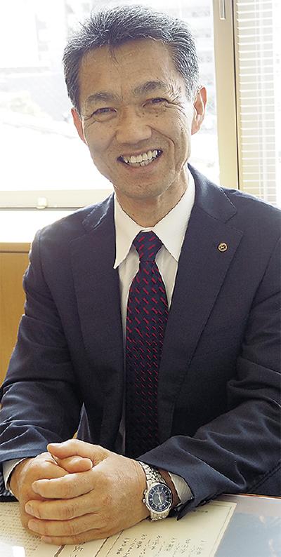 専務理事に葉山氏