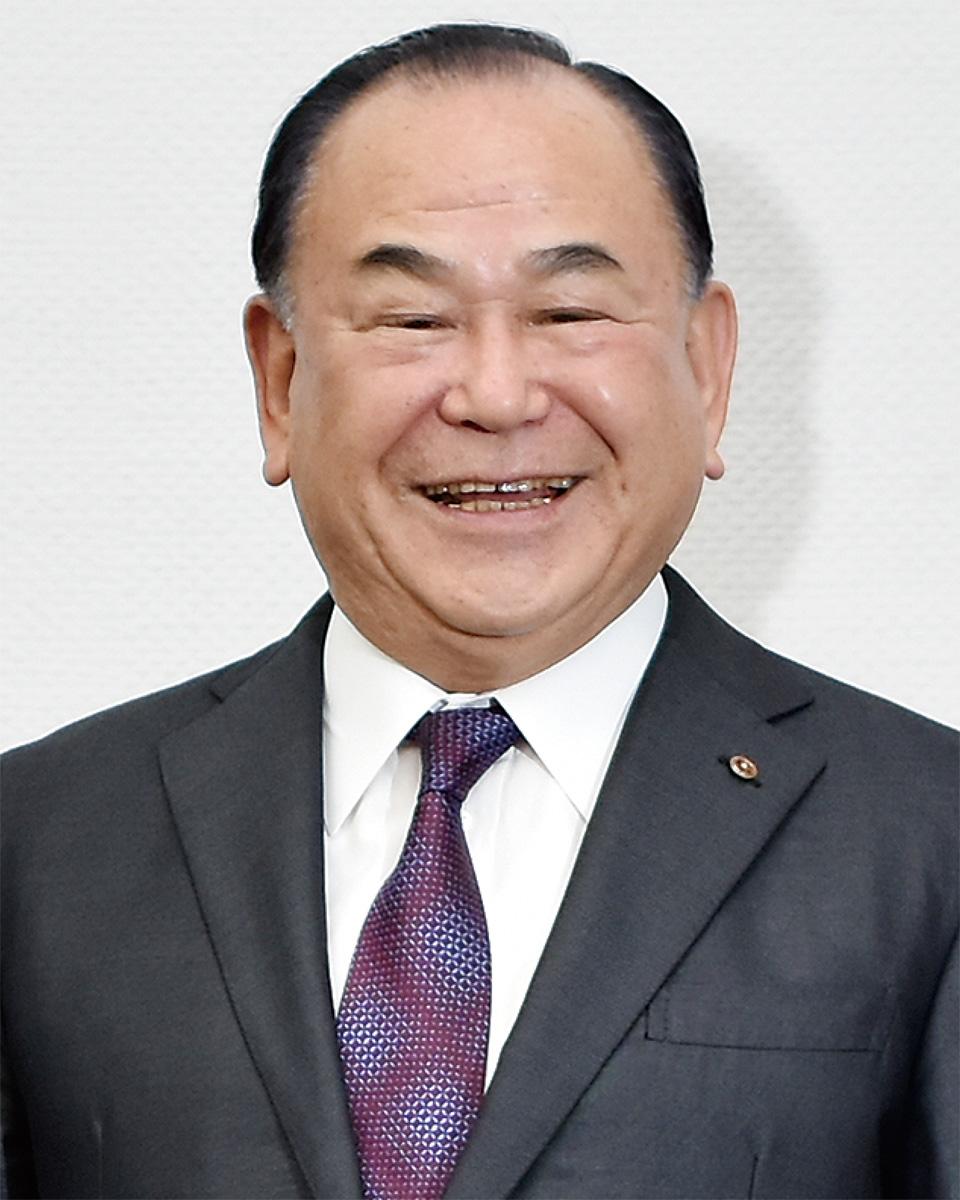 厚木を愛し、地域・経済活動に尽力  杉田 泰繁さん