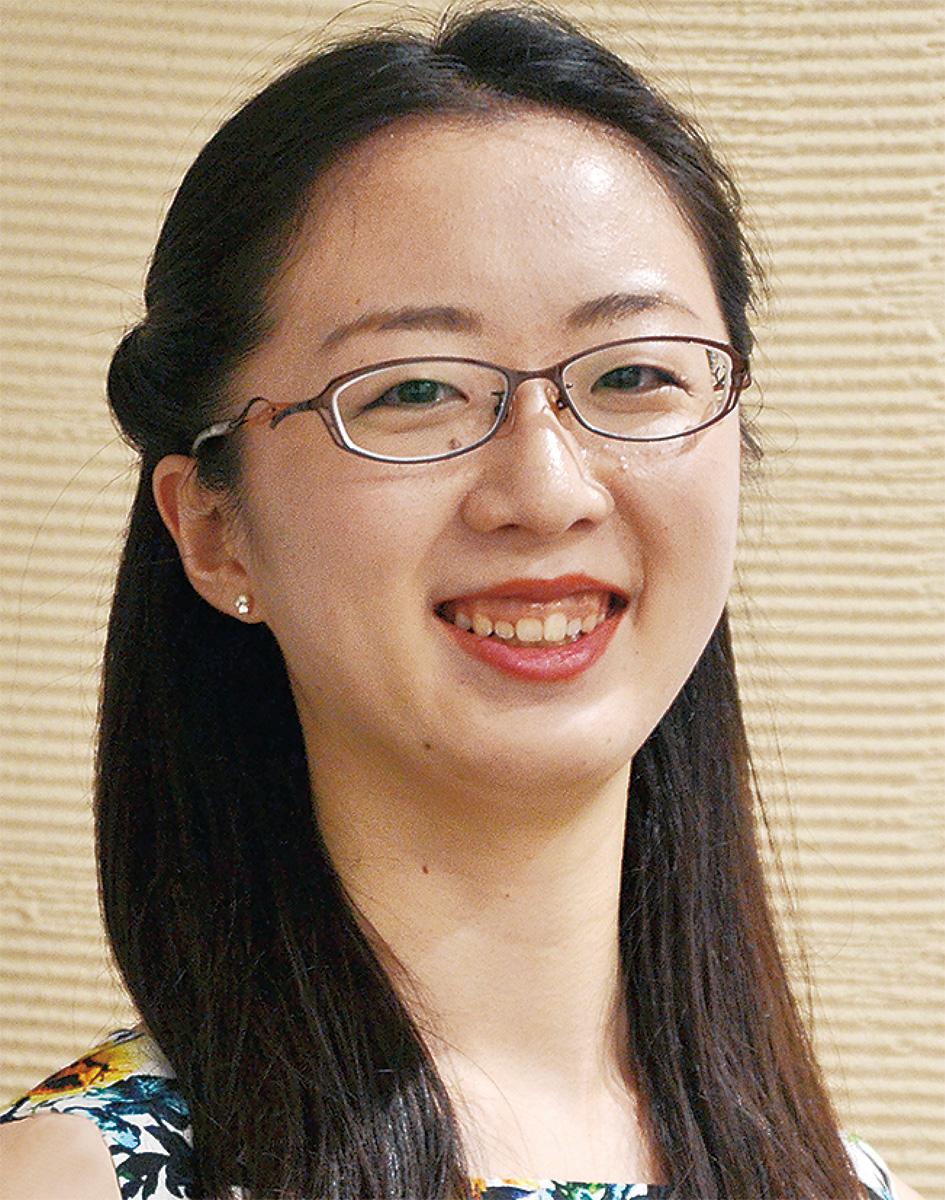 渡辺 絢乃さん