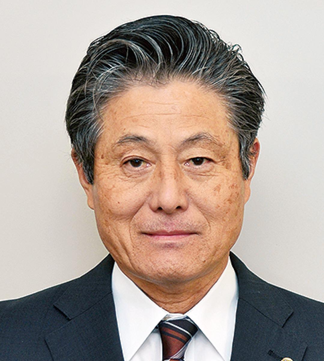 曽田高治氏を再任