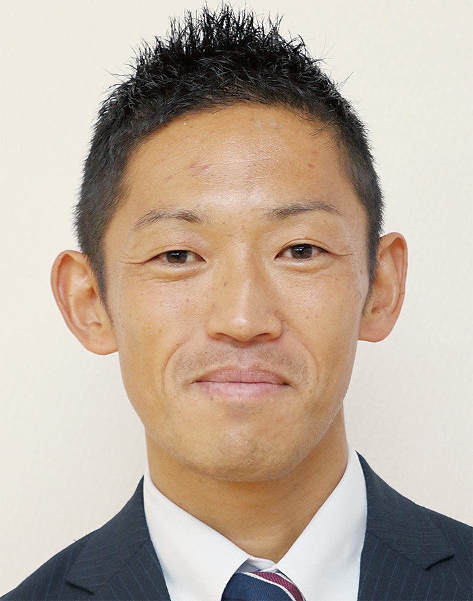 中尾 賢治さん