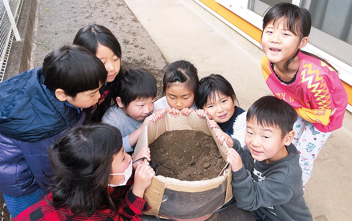 子中保育園が奨励園