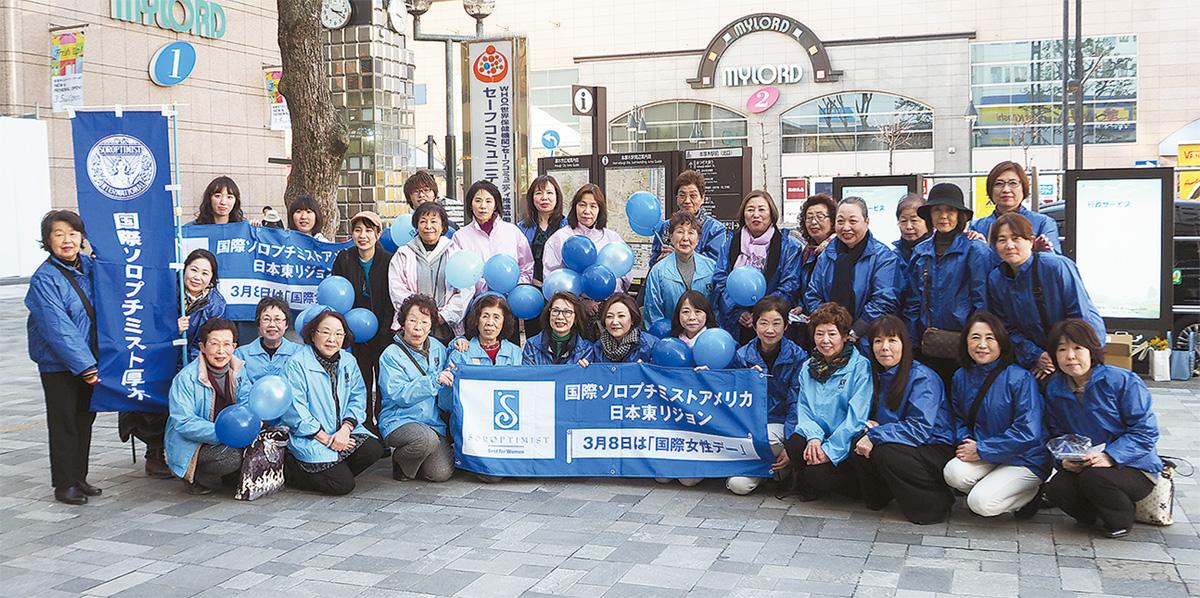 小田急沿線でキャンペーン