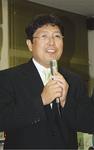 県議に当選した渡辺紀之氏
