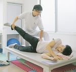 理学療法士が運動機能の回復をサポート