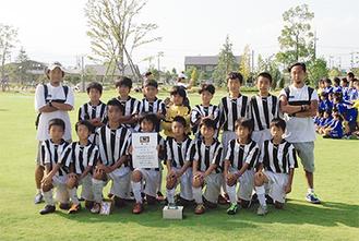 神奈川代表として力を発揮した選手たち