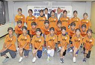 台湾で親善野球