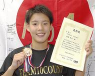 片柳さんが初優勝