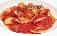 豚バラ肉のトマトシチュー