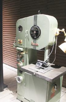 アマダの機械メーカーの第一歩となったコンターマシン
