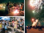 20周年祝い特別花火