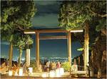 作品名「光の競宴〜大山からの夜景」