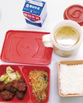 枚方市で提供されている中学校給食