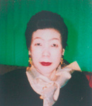 亀井鍈子さん