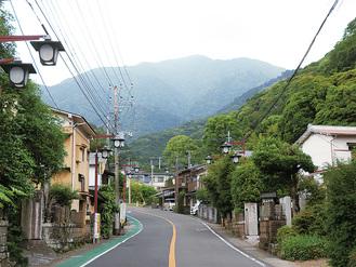 日本遺産にも登録されている大山