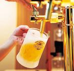生ビール540円→270円