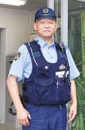"""北條さんが""""県民の警察官"""""""