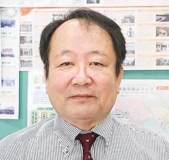 塚本富男支部長