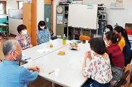 日本語学ぶ「カフェ」