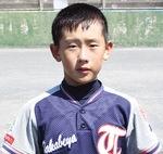 ベイスターズジュニアに選ばれた当時の小島選手