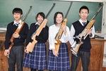 左から重田さん、石井さん、川辺さん、高橋さん