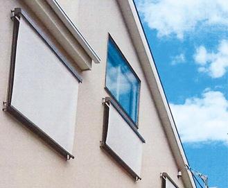 色々な窓のサイズにも対応