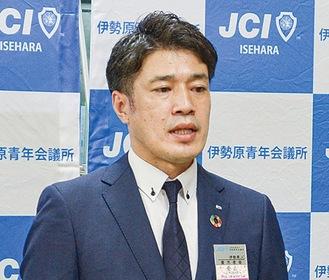 2022年度の理事長に選任された青木さん