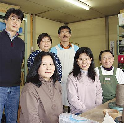 日本陶芸展に入選