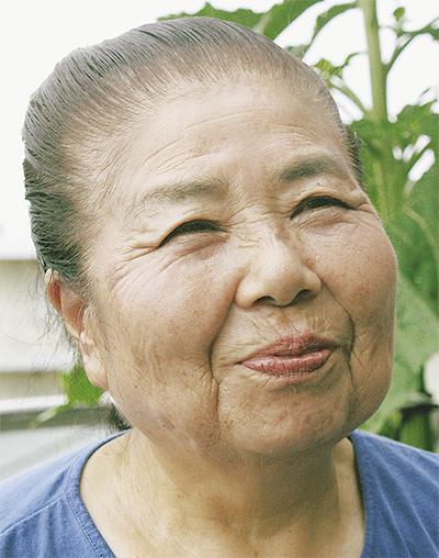 横山 睦子さん